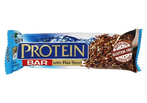 Oskri Protein Bar met Lijnzaad