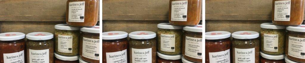 Nieuw! Glutenvrije biologische stoofpotjes van Karine & Jeff