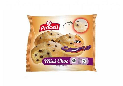 Proceli Zoete Broodjes met Chocolade