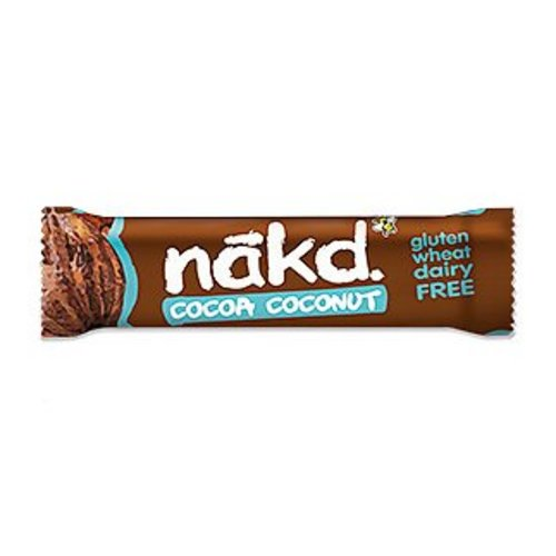 Nakd Cocoa Coconut bar