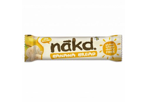 Nakd Banana Bread bar