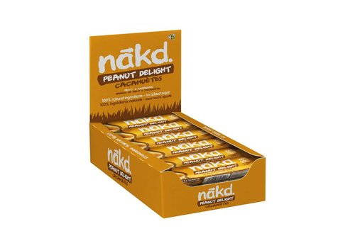 Nakd Peanut Delight bar (THT 21-11-2019)