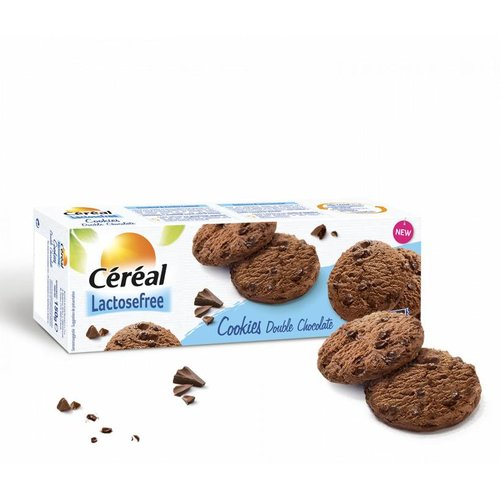 Cereal Cookies Double Chocolate