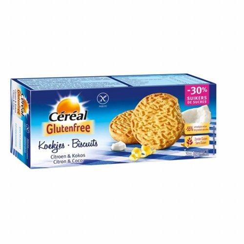 Cereal Koekjes Citroen & Kokos