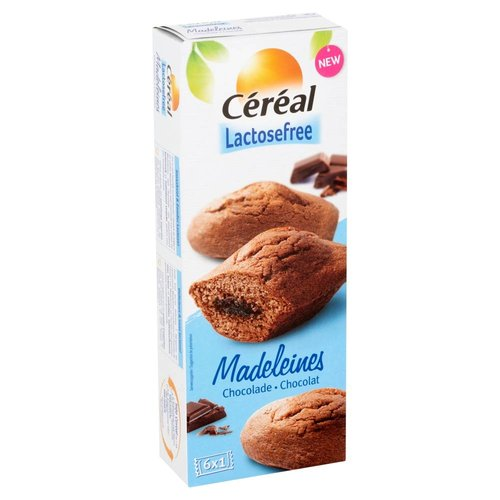 Cereal Chocolade Madeleines