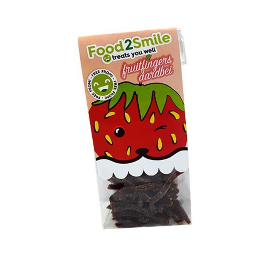 Fruitfingers Aardbei