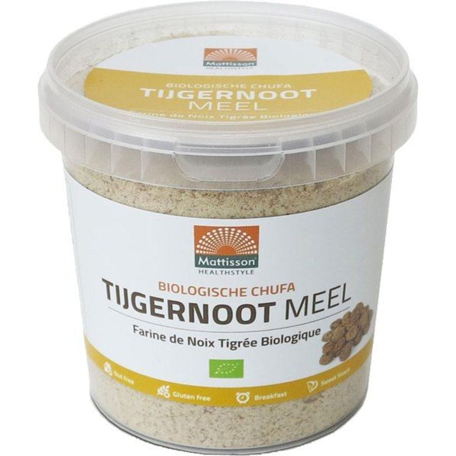 Chufa Tijgernoot meel Biologisch