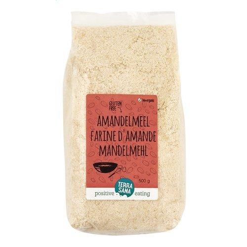 Terrasana Amandelmeel Biologisch 500 gram