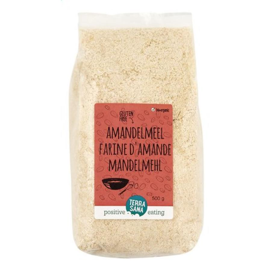 Amandelmeel Biologisch 500 gram