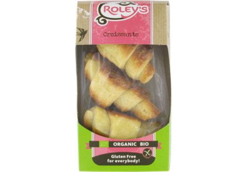 Roley's Afbak croissantjes 3 stuks Biologisch