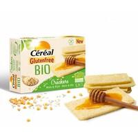 Mais & Rijst Crackers Biologisch