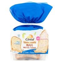 Maxi Meergranen Brood Gesneden