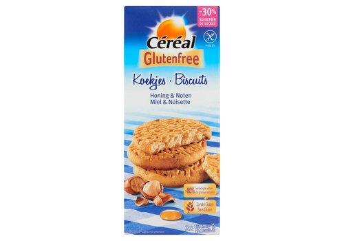 Cereal Honing & Noten Koekjes