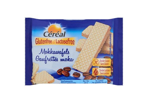 Cereal Mokkawafels