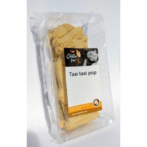 I am glutenfree Taai Taai pop