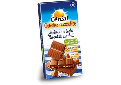 Cereal Melkchocolade met Hazelnoot