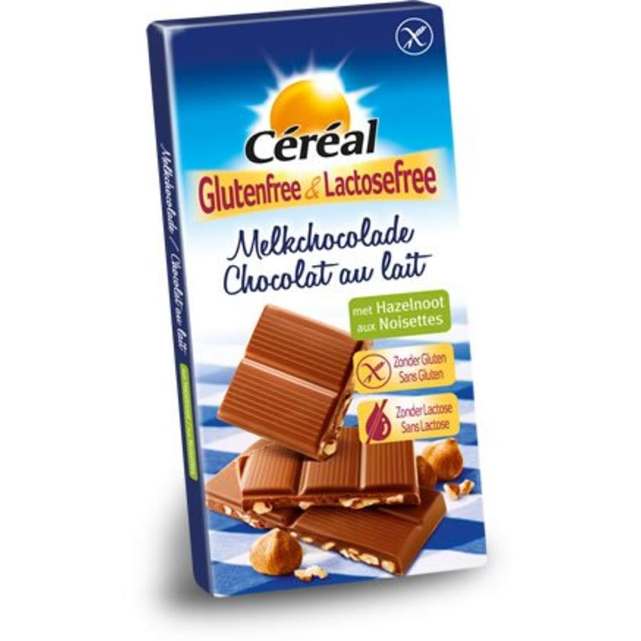 Melkchocolade Met Hazelnoot