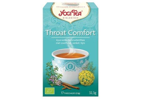 Yogi Tea Throat Comfort Thee Biologisch