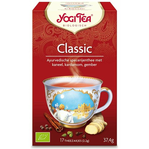 Yogi Tea Classic Thee Biologisch
