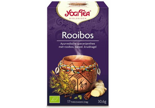 Yogi Tea Rooibos thee Biologisch
