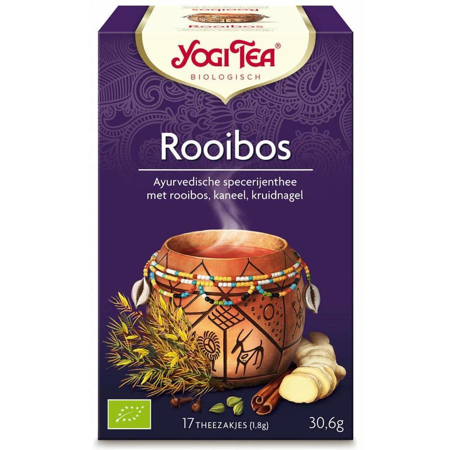 Rooibos thee Biologisch