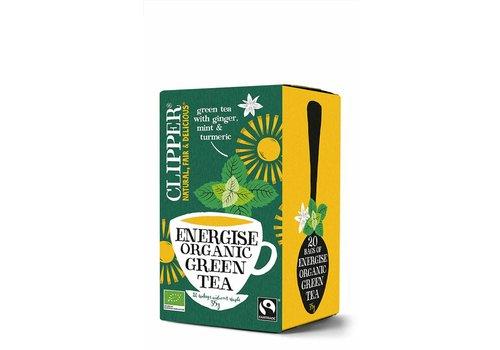Clipper Energise Organic Green Tea Biologisch
