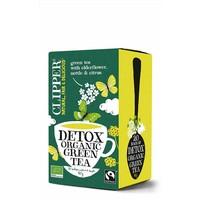Detox Organic Green Tea Biologisch