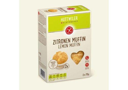 Huttwiler Citroen muffins