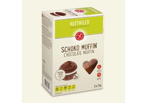 Huttwiler Chocolade muffins