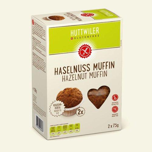 Huttwiler Hazelnoot muffins