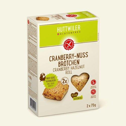 Huttwiler Cranberry hazelnoten brood (THT 02-03-2019)