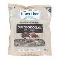 Knapperige Muesli met Chocolade Biologisch