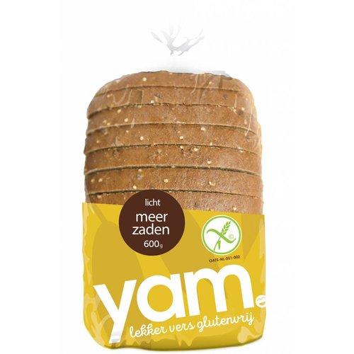 YAM Licht Meerzadenbrood