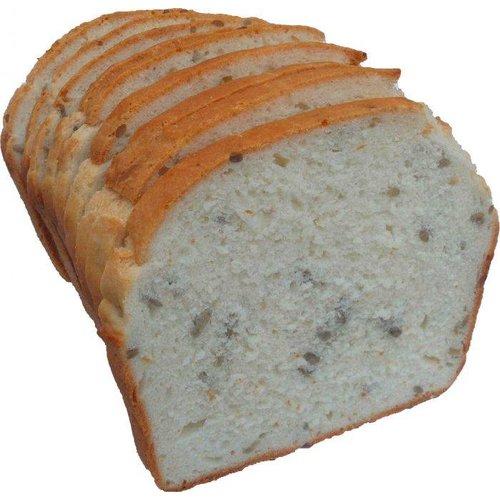 Marjan's Bakery Vers Witbrood met Zonnebloempitten