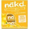Nakd Lemon Cake Bar 4-Pack