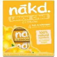 Lemon Cake Bar 4-Pack (THT 6-1-2020)