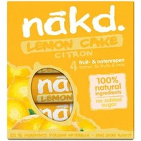 Lemon Cake Bar 4-pack
