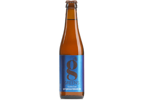 Green's Gorgeous Blonde Ale 5%