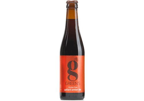 Green's Gallant Amber Ale 5%