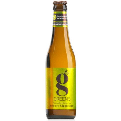 Green's Gold Dry-Hopped Lager 4%