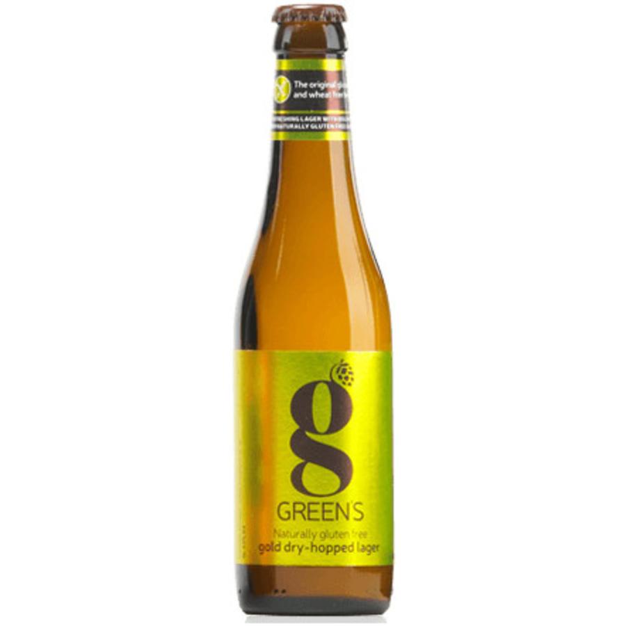 Gold Dry-Hopped Lager 4%