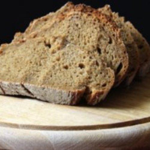 Recept: glutenvrij rijst soda brood
