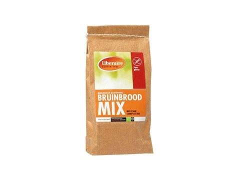 Liberaire Bruinbrood mix Biologisch