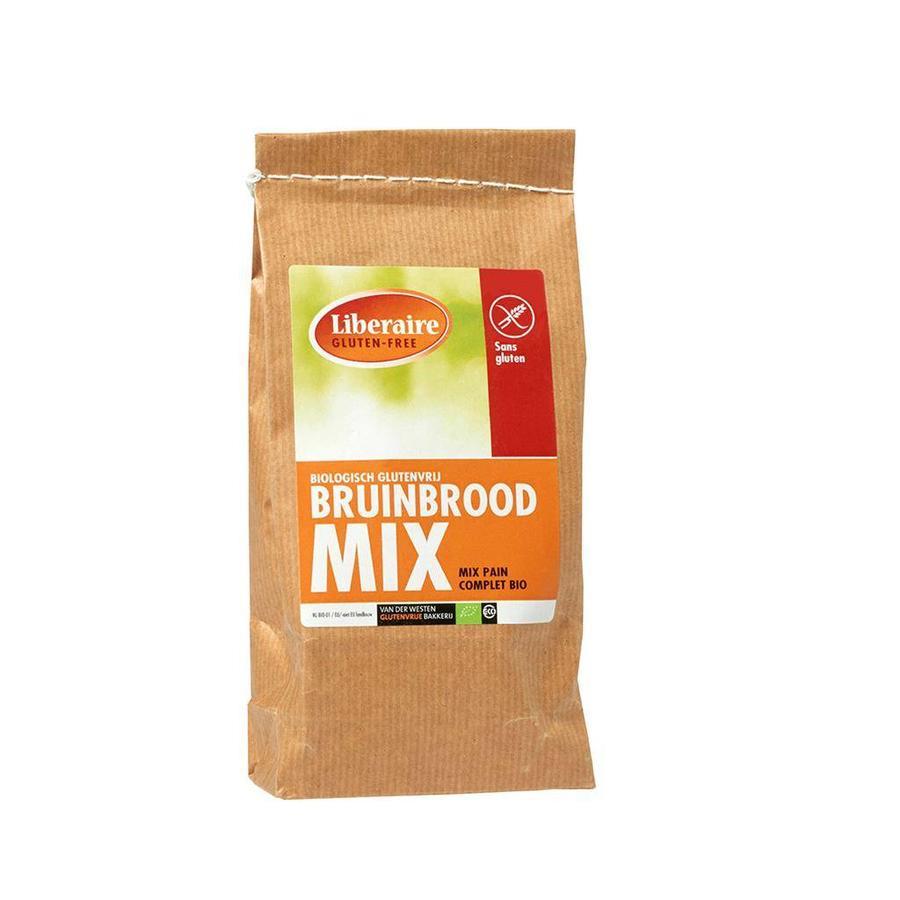 Bruinbrood mix Biologisch