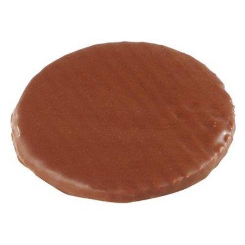 Liberaire Chocolade Stroopwafel Lactosevrij Biologisch