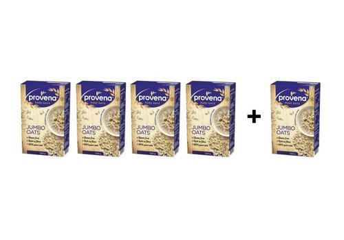 Provena Glutenvrije Havervlokken: 4 + 1 Gratis!