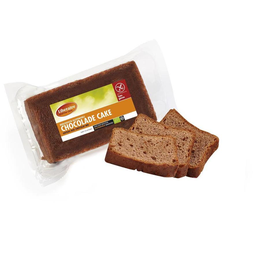 Chocolade Cake Biologisch (THT 17-2-2019)