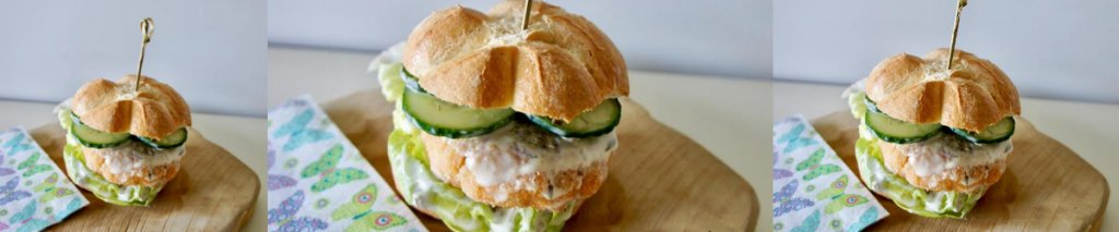 Recept: glutenvrije zalmburgers