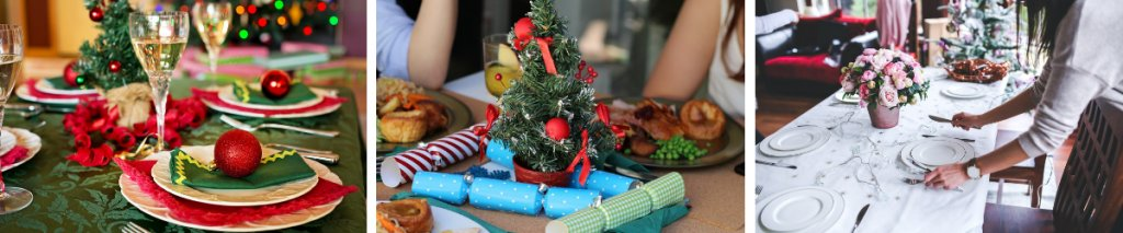 Glutenvrij kerstdiner: 10 x vergeet hier niet aan te denken
