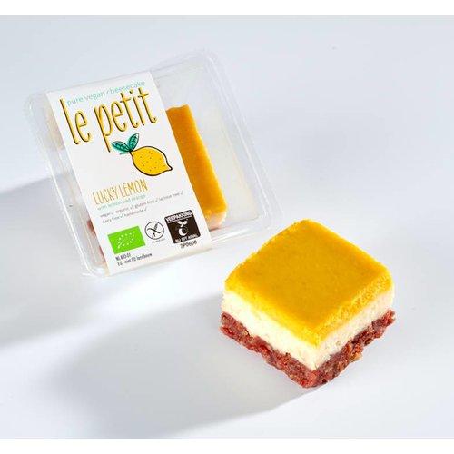 Le Petit Lucky Lemon Cheesecake Biologisch